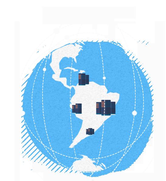 revenda dedicada brasil