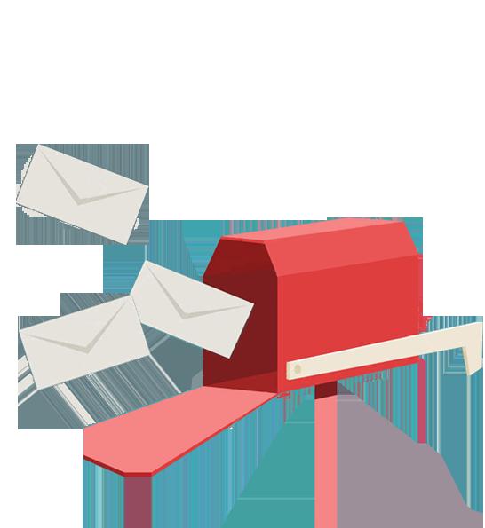 caixa email